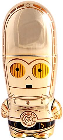 32GB 3 0 C 3PO Star Wars USB Flash Drive with Bonus preloaded Mimory Content Limited Edition product image