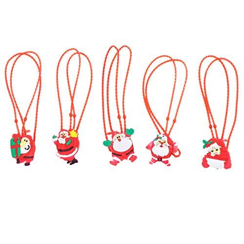 Toyvian - Halsketten für Kinder in Wie Gezeigt, Größe 33X4,5CM