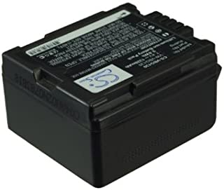 VINTRONS Battery for Panasonic VW-VBG130, VW-VBG130-K