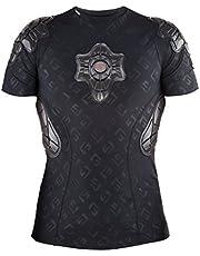 G Form Pro-x Shirt Junior Black/GF Logo 2018 Pro-X - Camiseta de Manga Corta para Hombre, Color Negro y GF Logo, 2018 Unisex niños