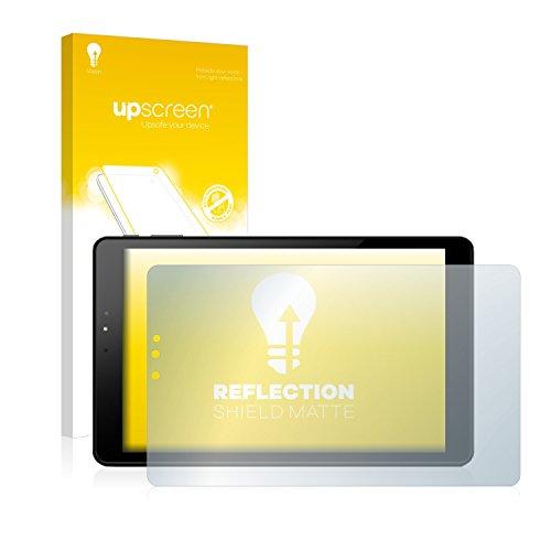 upscreen Entspiegelungs-Schutzfolie kompatibel mit Allview Viva H1002 LTE – Anti-Reflex Bildschirmschutz-Folie Matt