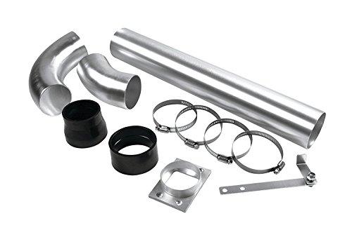 Akhan AIR01 - AIR INTAKE Energy- Rohr- Universal 19 Teilig Sportluftfilter Montage Kit