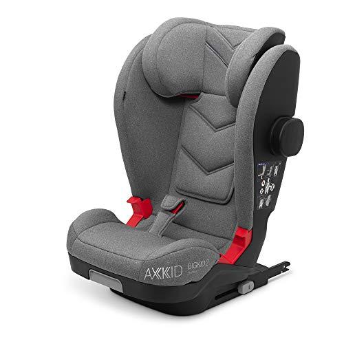 Axkid Bigkid 2 Premium Autositz 15-36 kg Grau