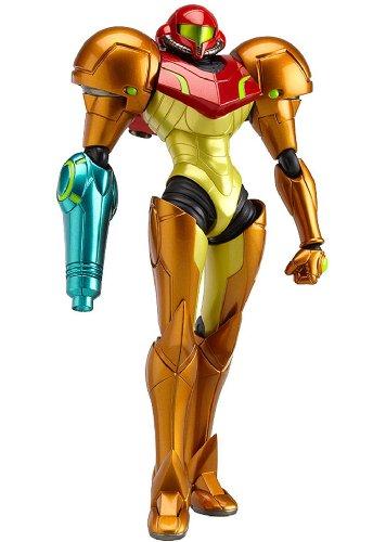 Good Smile C - Figurine - Metroid - Samus Aran Figma - 4545784062210