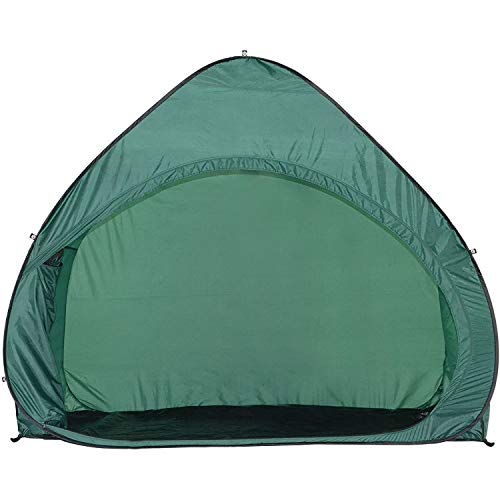 ZHOUHUAW Bike Bicycle Tent,Bicycle Storage Pop Up Shed Tent Durable Garage Shed High Capacity Space Saving Waterproof Sun for Outdoors Camping