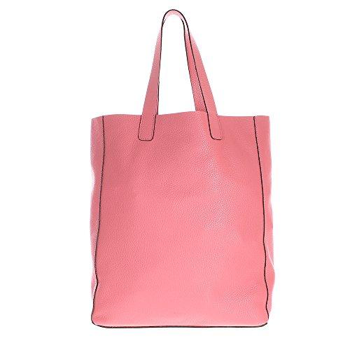 Abro Shopper Adria rosa 33cm