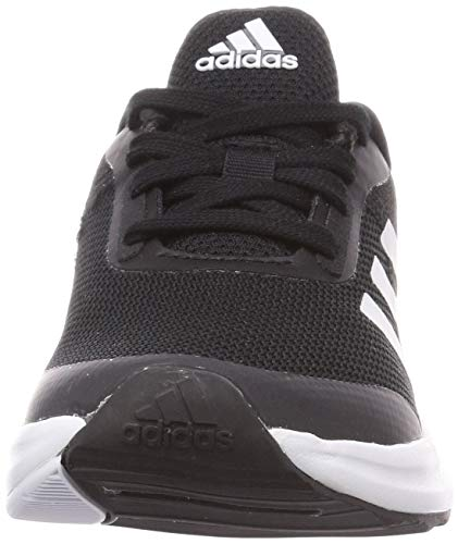 adidas Fortarun K, Zapatillas de Cross Training, NEGBÁS/NEGBÁS/FTWBLA, 36 2/3 EU