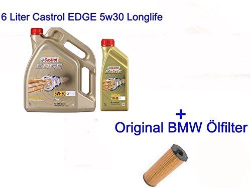 6L Motoröl Castrol Edge 5w30