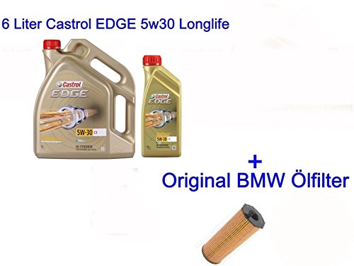 Castrol Edge 5w30 Motorolie