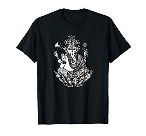Ganesha indische Gottheit design | Hinduismus, Spirituell T-Shirt