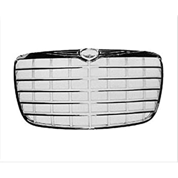 Partslink Number CH1200243 Multiple Manufacturers CH1200243V OE Replacement Jeep Liberty Grille Assembly