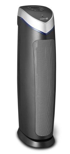 Clean Air Optima Zertifizierte, Purificatore d'aria fino a 80 m² / 200 m³, tecnologia del filtro a 6 marce, raggi UV, Ti02, ionizzatore, CA-508