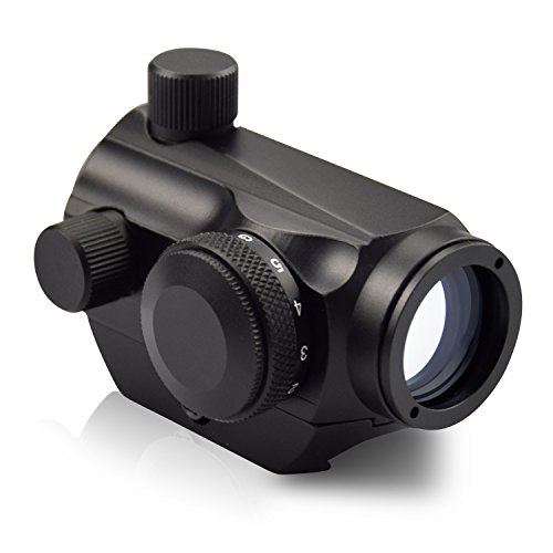 Why Should You Buy OTW Red Dot Sight,1x20mm 4 MOA Red Green Dot Sight Micro Rifle Scope