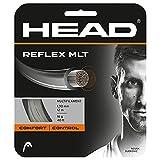 HEAD Unisex-Erwachsene Reflex MLT Set Tennis-Saite, Natural, 16