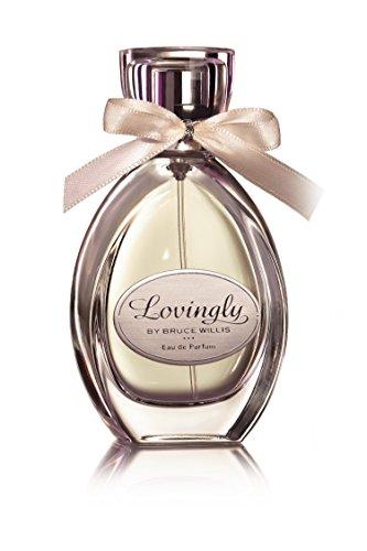 Lovingly by Bruce Willis Eau de Perfume – Una declaración de amor a su esposa Emma Heming-Willis