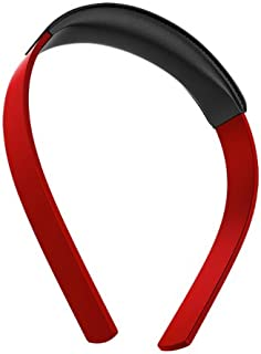 SOL REPUBLIC 1365-33 Sound Track Master Interchangeable Headband, Floura Red