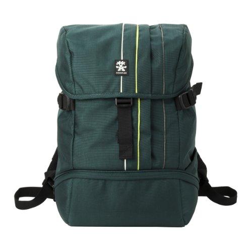 Lágrima Seminario Mala fe  Crumpler Jackpack Half Photo System Backpack with Laptop Compartment Petrol  / Green Yellow JPHSBP 003B000KJR09U - Georgianne Umana