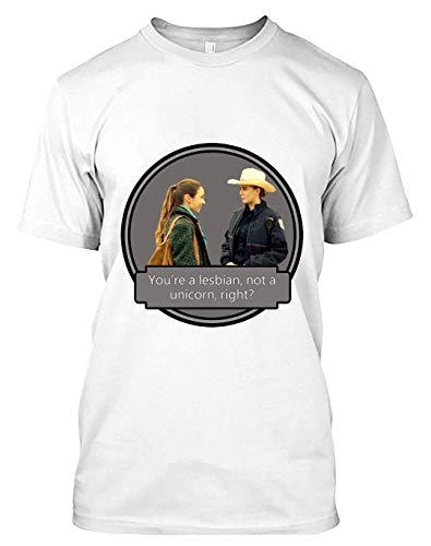 Wayhaught - You Re A Lesbian Shirt for Men Women
