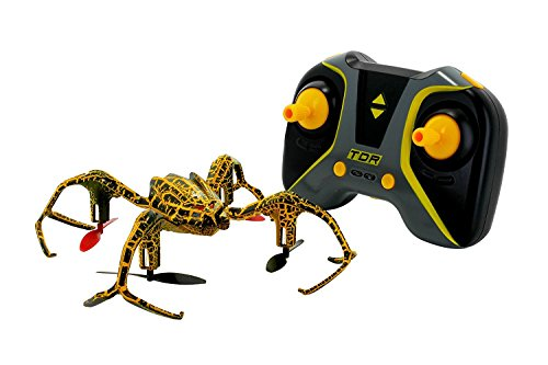 TDR Spider Stunt Quadcopter 6-axis 2.4...