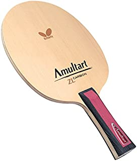 Butterfly Amultart ZL Carbon FL Table Tennis Blade
