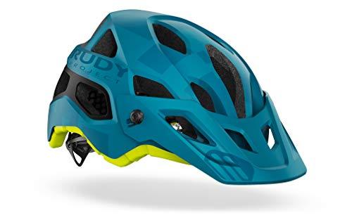 Rudy Project Protera+ Helm Ocean/Black Matte Kopfumfang S/M | 55-58cm 2020 Fahrradhelm