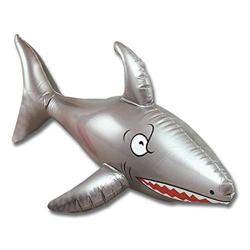 Zum Aufblasen Zum Aufblasen Aufblasbar Hai 90cm Pirat Strand Party Stütze See Kiefer Hawaii Pool Schwimmer Spielzeug - Aufblasbar Hai 90cm, One Size