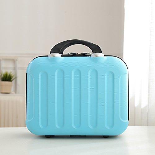 Voyage cosmétique boîte grande capacité multifonctions simple grand portable professionnel imperméable dame sac cosmétique (une variété de couleurs),H