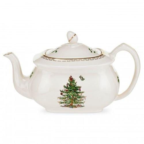 Spode Christmas Tree Gold Teapot