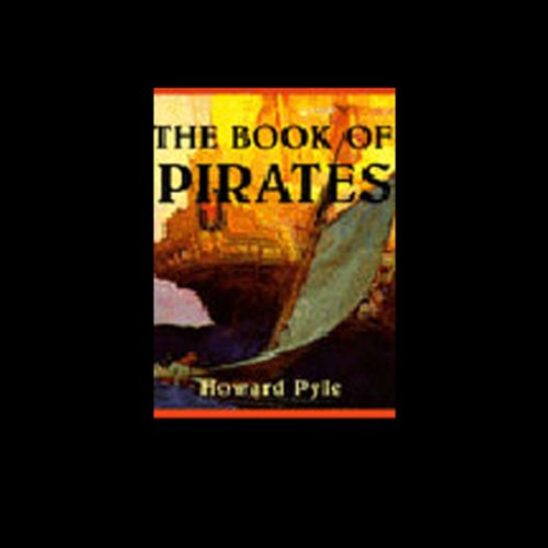 The Book of Pirates audiobook cover art