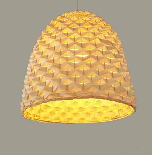 Lampen hanglamp plafondlamp hanglamp plafondverlichting pastelorale moderne Chinese rotan kunst bamboe hanglampen creatieve restaurant woonkamer verlichting balkon thee fabriek lampen