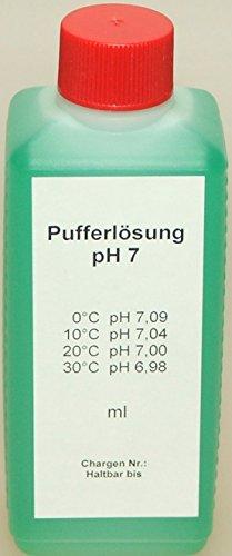 Lasama Pufferlösung/Eichlösung pH7 250 ml Kalibrierlösung