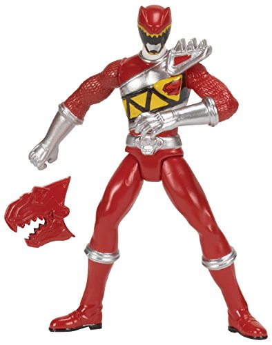 Power Rangers Dino Charge - 4-Inch Red Ranger Action Figure