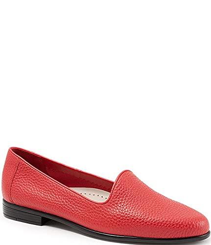 [トロッターズ] シューズ 24.0 cm パンプス Liz Tumbled Leather Flats Red レディース [並行輸入品]