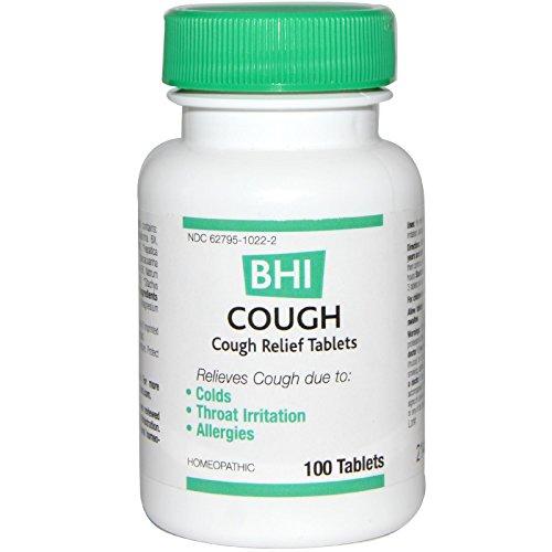 Medinatura, Bhi Cough, 100 Tablets
