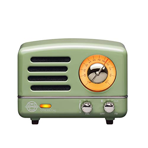 Radio Antigua  marca Muzen