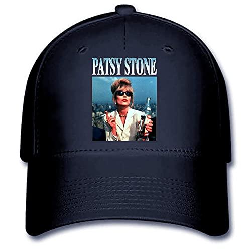 Yuanmeiju Absolutamente Fabuloso - Patsy Stone - Joanna Lumley - Retro Vintage 90S 83 - Gorras de béisbol con gráficos Divertidos para Mujer