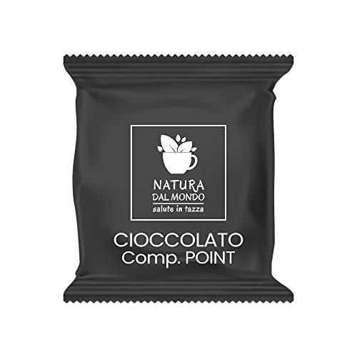 50 Capsule compatibili Lavazza Espresso Point - Cioccolato