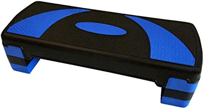 QingT Yoga-Gymnastik-Aerobic-Pedal Gewichtsverlust Gymnastik-Aerobic-Fitnessgerte nach Hause Rhythmusbrett