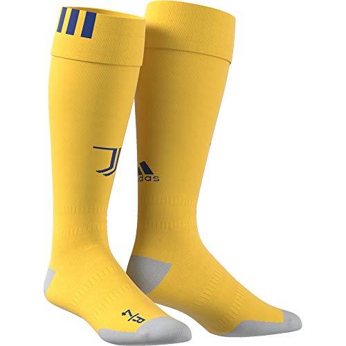 adidas Juve A So Calcetines-Línea Juventus de Turín, Hombre, Dorado (dorfue/Reauni), 0