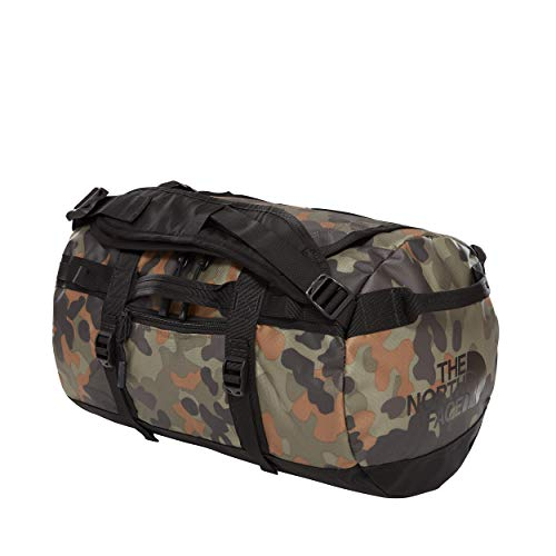 North Face Base Camp Sac de Sport Grand Format, 45 cm, 31 liters, Multicolore (New Taupe Green)