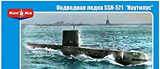 SSN-571 'Nautilus' U.S. nuclear submarine MM350-009