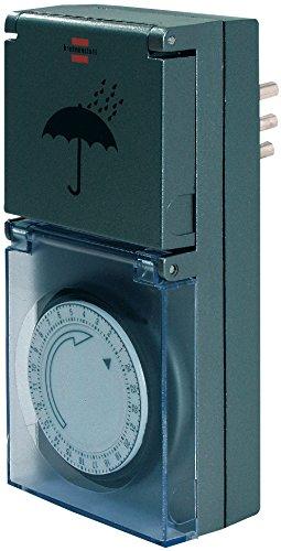 Brennenstuhl 1506465 Timer meccanico MZ 44 IP 44