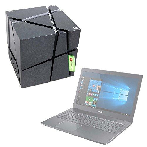 DURAGADGET FANTÁSTICO Altavoz Inalámbrico Portátil para Portátil Acer Aspire ES 15 (ES1-533-P5QH)/Medion...