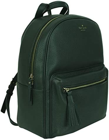 Kate Spade New York Chester Street Aveline Pebble Leather Laptop Backpack Spruce product image