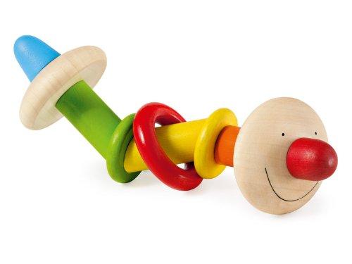Selecta Spielzeug- Hochet-Girali, 1412, 17 x 4,5 x 4,5 cm