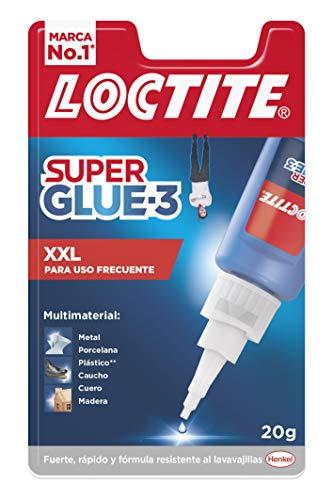 Loctite 2586797 Pegamento, Transparente