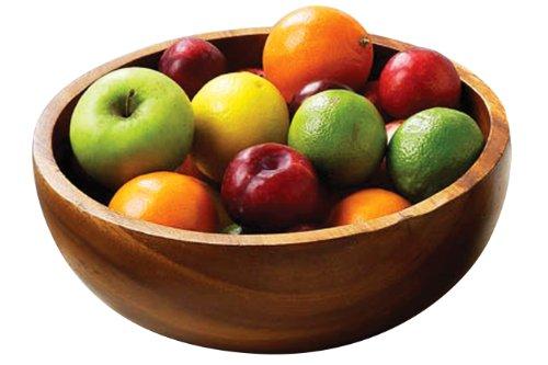ikea fruitschaal hout