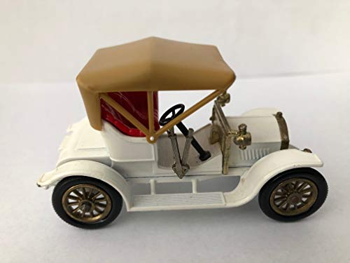 Matchbox Model Of Yesteryears 1909 Opel Coupe No Y- 4 Car By Lesney England
