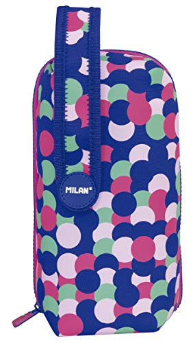 Milan Dotty, Equipaje para niños, 22 cm, Rosa