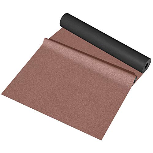 BillyOh Red Mineral Shed Roofing Felt - Various Lengths, Suitable for Sheds, Playhouses, Summerhouses, Kennels & Hutches (4m)